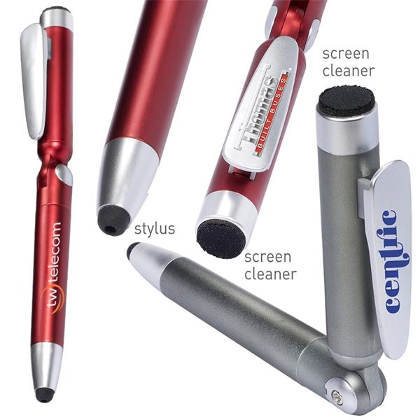 Multi-Function Stylus Pen/Stand