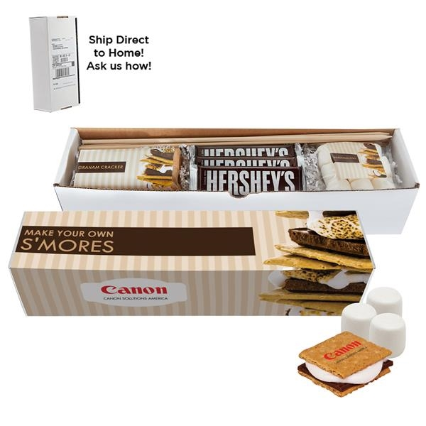 S'mores Campfire Kit in Mailer Box