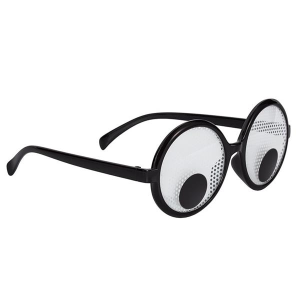 Funny Shaking Eyes Glasses