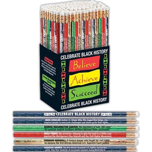 Celebrate Black History Pencil Collection