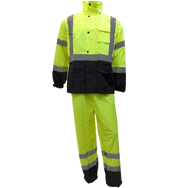 High Visibility Reflective Black Bottom professional Journey