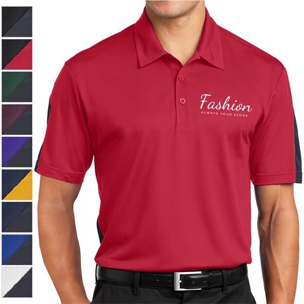 Sport-Tek® PosiCharge® Colorblock-Design