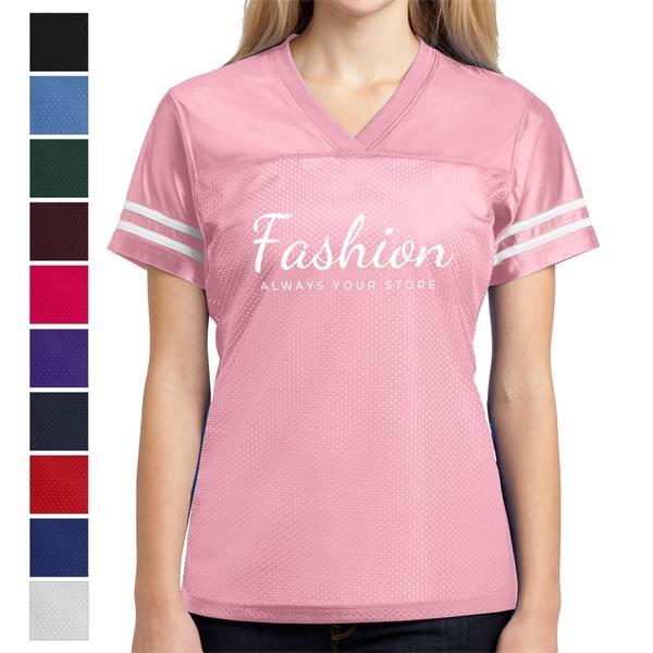 Sport-Tek® PosiCharge® Women's Replicated Sports Jersey