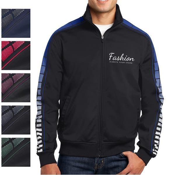 Sport-Tek®  Tricot Jacket for Sublimatio