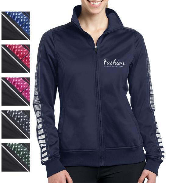 Sport-Tek®  Women's Tricot Jacket for Su