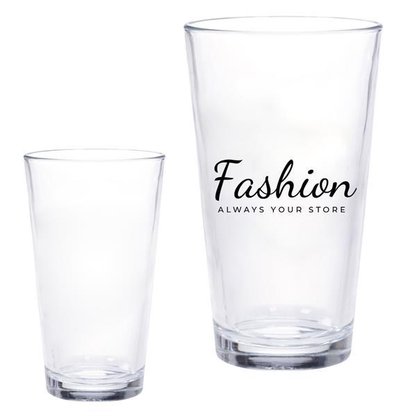 16 Oz. Customizable Pint Glass