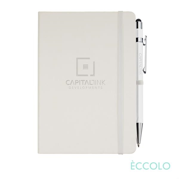 Eccolo® Cool Journal/Atlas Pen/Stylus Pe