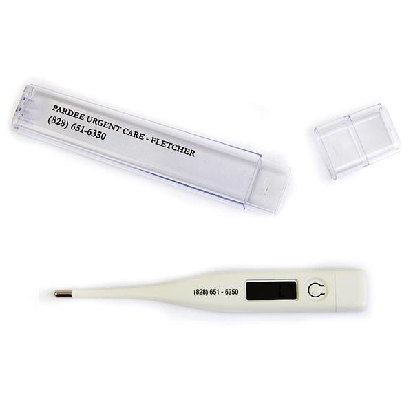 Digital Thermometer - Digital thermometer with large display and high accuracy.
