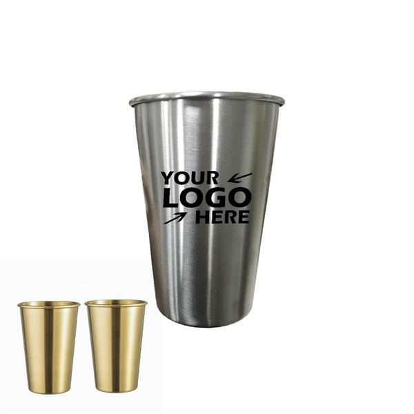 11.8oz Stainless Steel Rock Cup