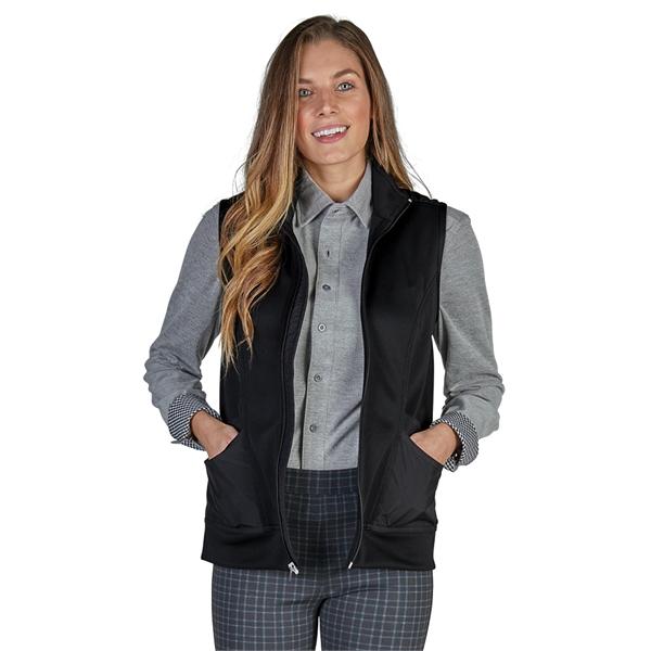 Women's Ashby Mixed Media Vest