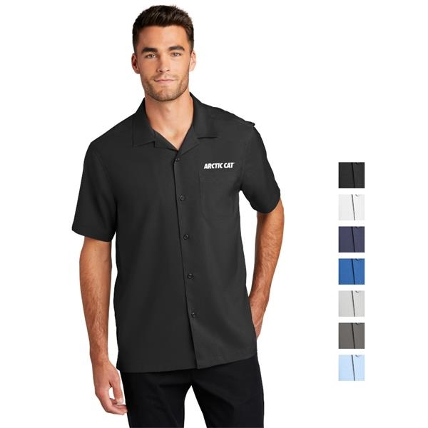 Port Authority® Short Sleeve Performance Staff Shirt