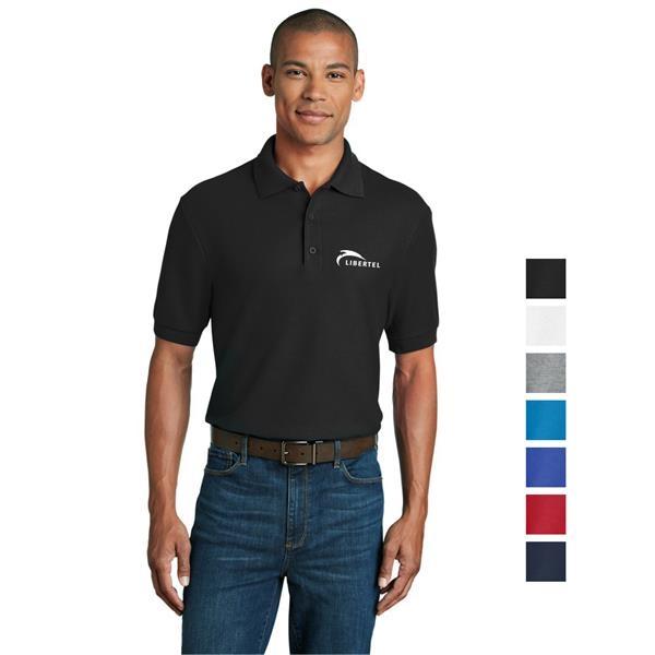 Gildan® 6.6-Ounce 100% Double Pique Cotton Sport Shirt