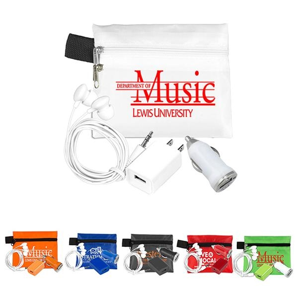 Tech Charger Accessory Kit