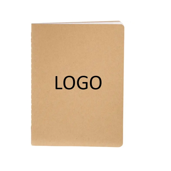 Kraft Paper Eco Mini Notebook