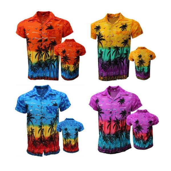 Hawaiian Beach Shirts