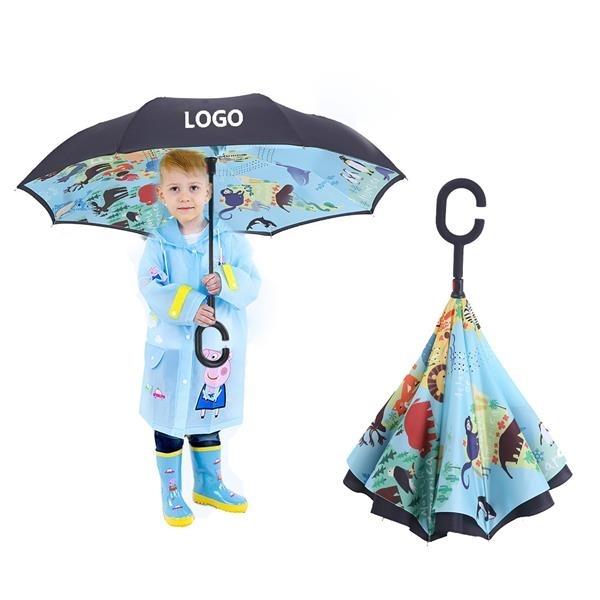 Reverse Umbrella For Kids