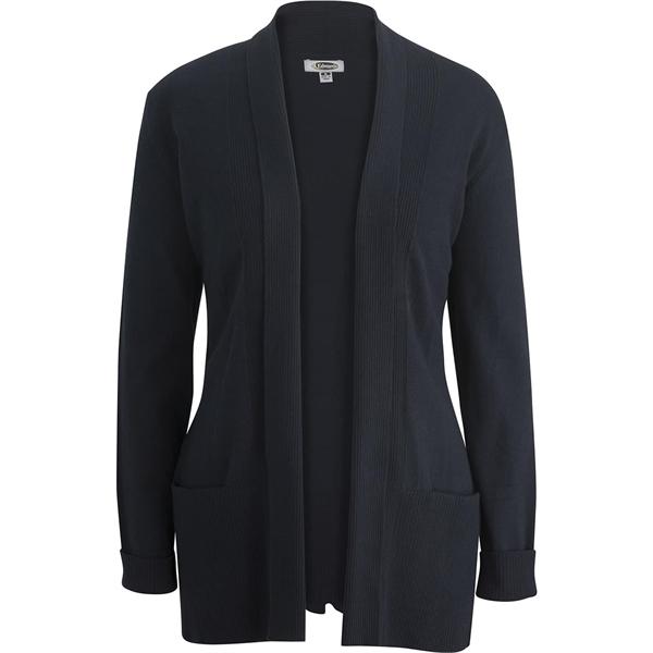 Ladies' Shawl Collar Cardigan Sweater