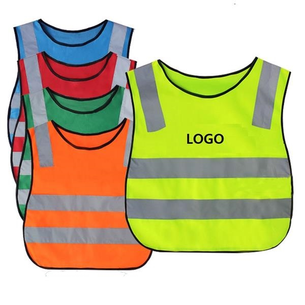 High Visibility Children Safety Vest