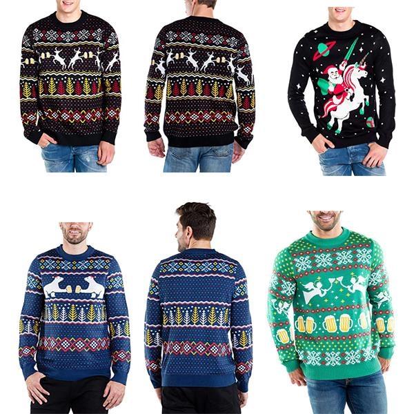 Full Knit Custom Ugly Sweaters