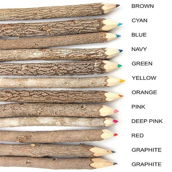 Branch Color Non-toxic Colored Pencil Set