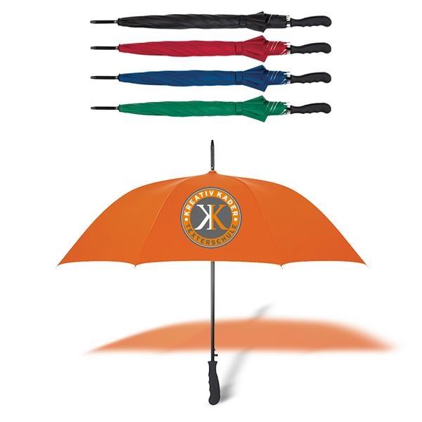 Silver-Lined Arc Umbrella