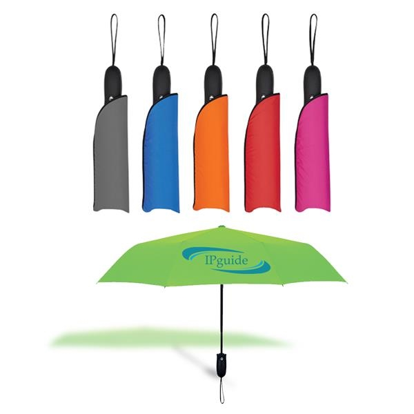 Portable Telescopic-Folding Umbrella