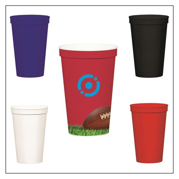 Regular Solid-Colored Arena Cup
