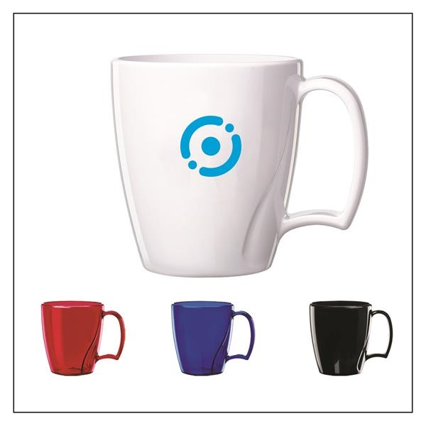 Arrondi® Break-Resistant Everyday Mug