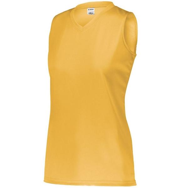 Augusta Sportswear Women's Sleeveless Wicking Attain Jersey