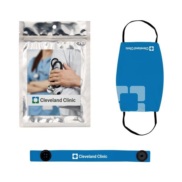 Mask Buddy Premium PPE Kit