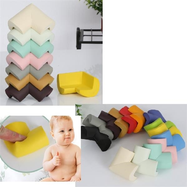 Edge Protectors for Baby L-Shaped Collision Angle