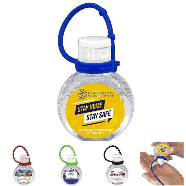 1 oz.Hand Sanitizer Antibacterial Gel wi