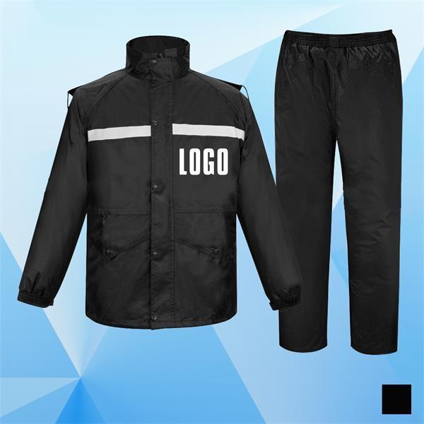 Raincoat/Jacket w/ Attached Hood