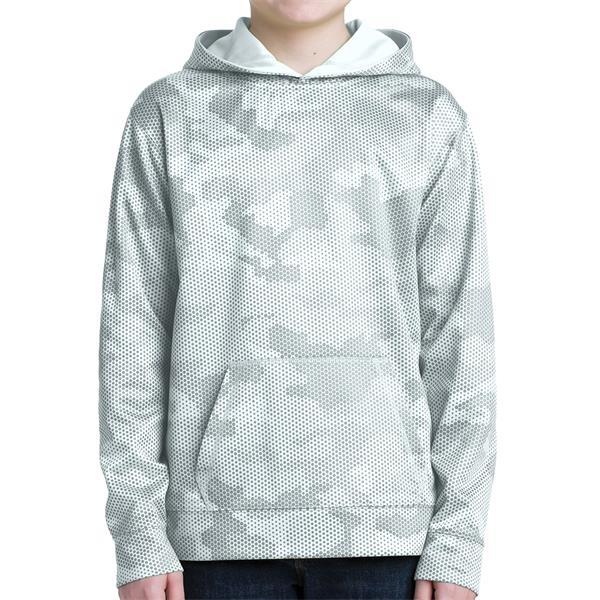 Jaded Fleece Hooded Pullover