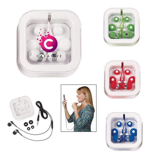 Stereo Standard Earbuds