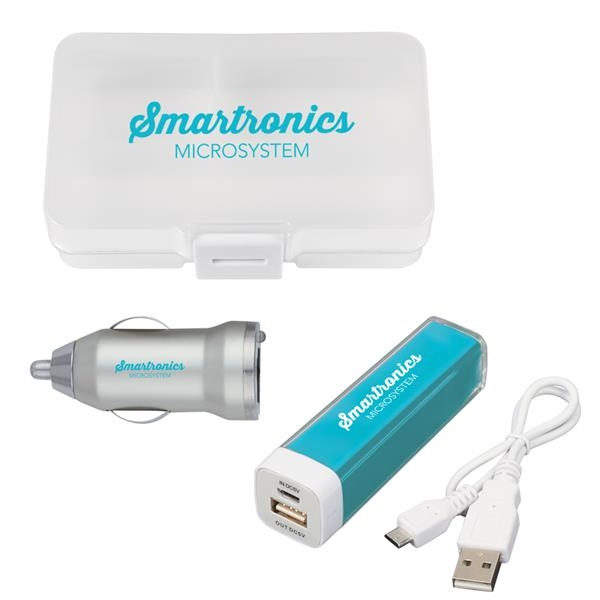 Charger Essentials Kit
