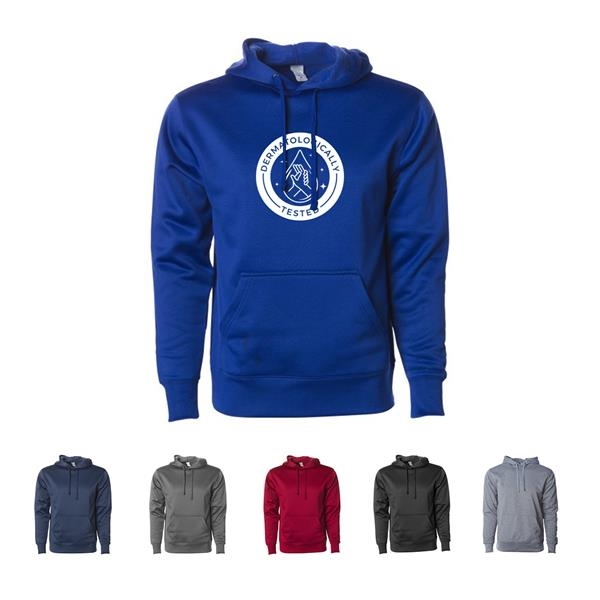 Men's Pullover with Hood