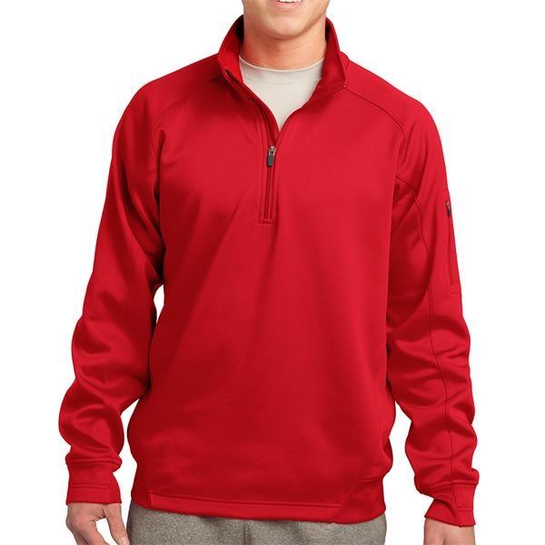 Fleece Pullover with 1/4-Zip
