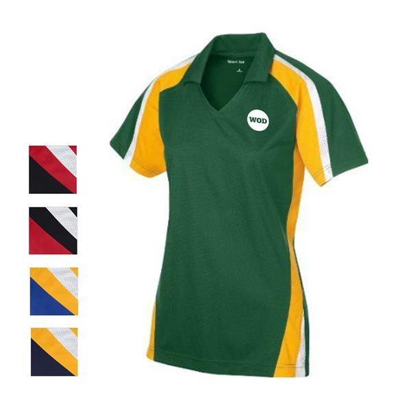 Sport-Tek® Women's Tricot Polo Shirt