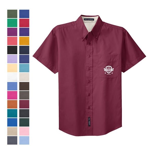 Ladies Short Sleeve Essential Polo Shirt