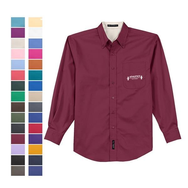 Sleek Cooperate Shirt