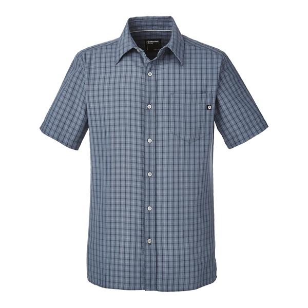 Men's Elridge Woven Short-Sleeve Shirt