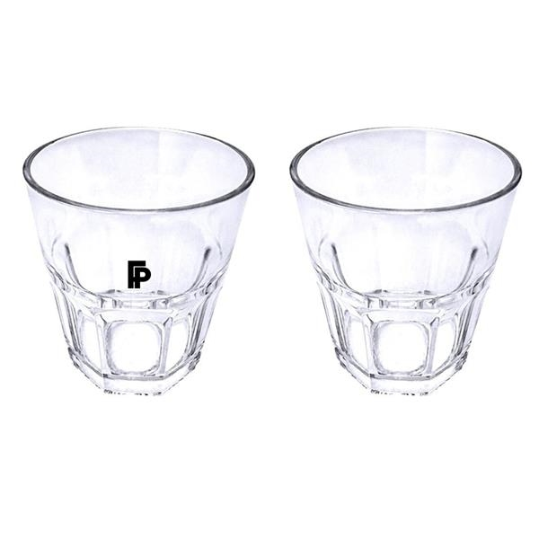 180 ml Acrylic Disposable Beer Cup /  Transparent Drink Cup