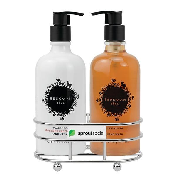 Beekman 1802® Honeyed Grapefruit Soap & Lotion Gift Set