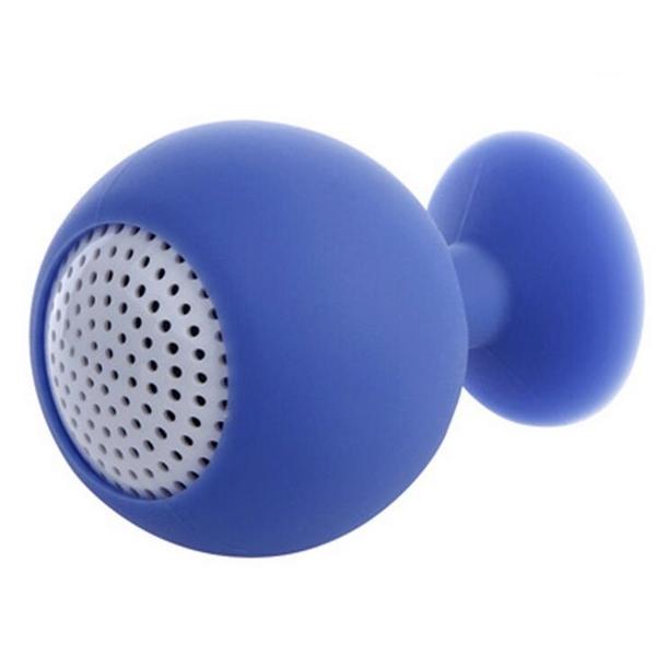 Mini Wireless Speaker and Phone Holder
