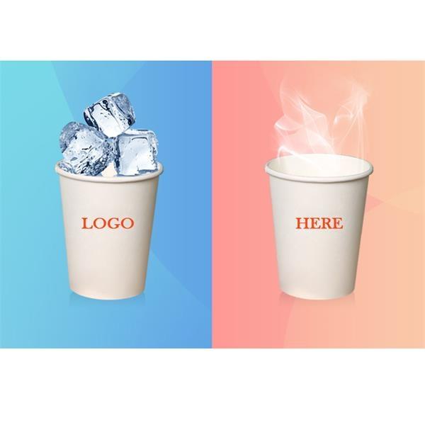 Custom 9oz Coffee / Water Paper Cups