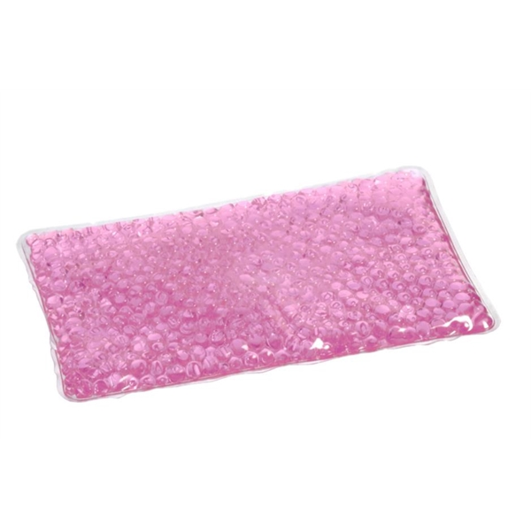 Personalized Deluxe Aqua Pearls Hot/Cold Ice Pack