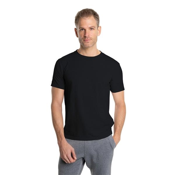 Men's ECO Repreve Recycled Polyester/Cotton Crew T-Shirt