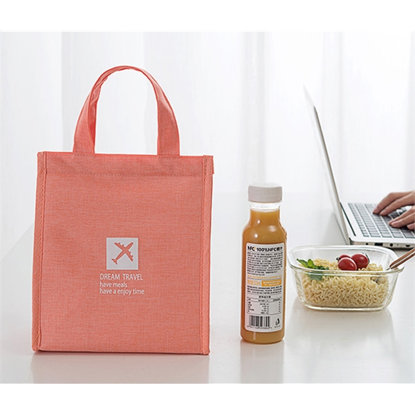 Portable Waterproof And Insulated Lunch Bag