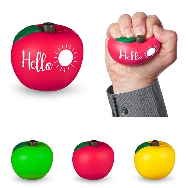 Apple Super Squish Stress Reliever